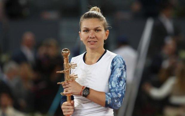 Халеп захистила титул на тенісному турнірі в Мадриді