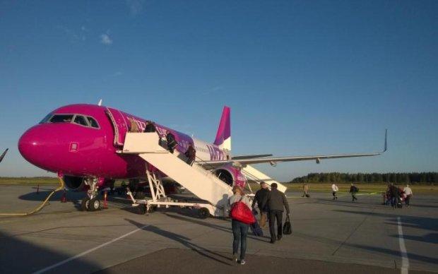 Wizz Air з'єднає Київ з ще трьома містами Європи