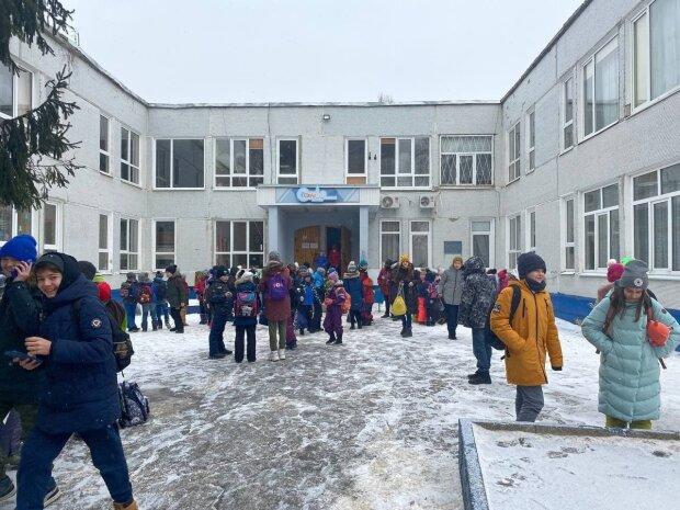 В Харкові замінували два ліцея з дітьми