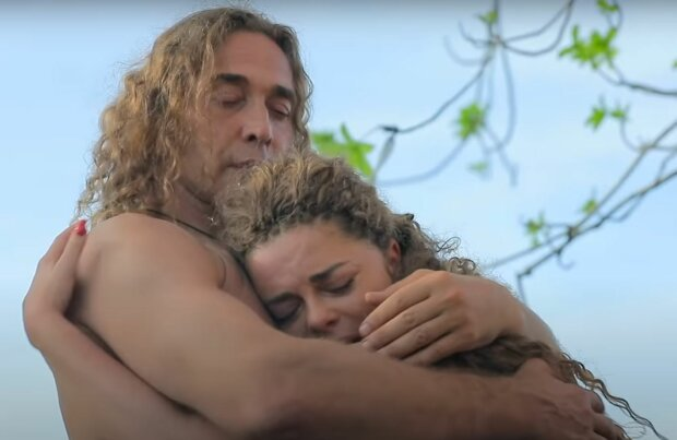 Тарзан і Корольова, скріншот: YouTube