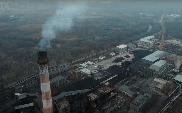 завод, скриншот из видео