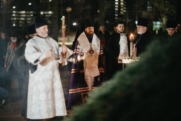 В УПЦ вшанували пам'ять ліквідаторів
