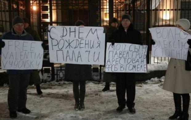 Рідні українських політв'язнів Кремля нагадати про репресії