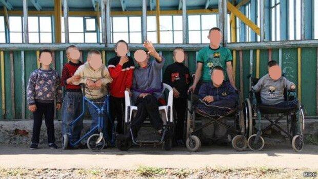 Детский дом, фото: bbc.com