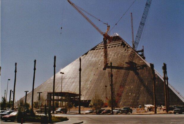 Піраміда, фото з вільних джерел