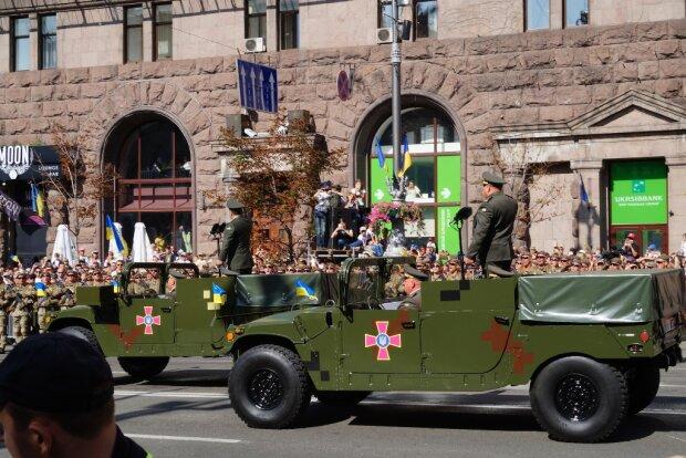 День незалежності, парад - фото Знай.ua