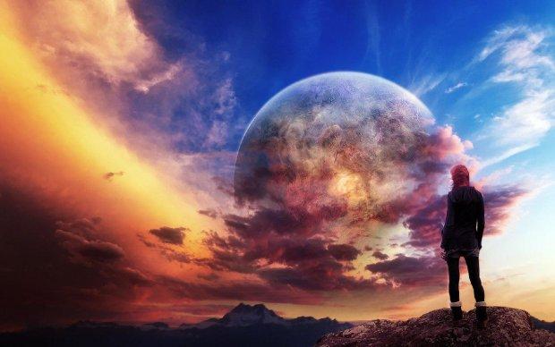 НЛО пробив Місяць: відеофакт