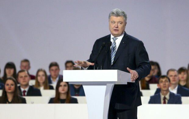 Президент Украины, Петр Порошенко