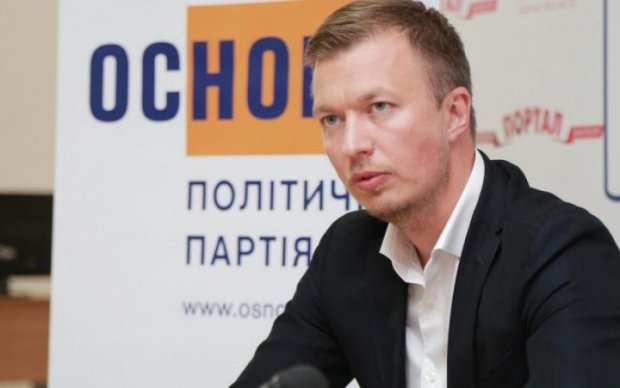 Україна не повинна ховати голову в пісок, - Андрій Ніколаєнко