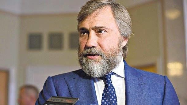 Вадим Новинский требует привлечения к ответственности министра соцполитики за разжигание национальной вражды