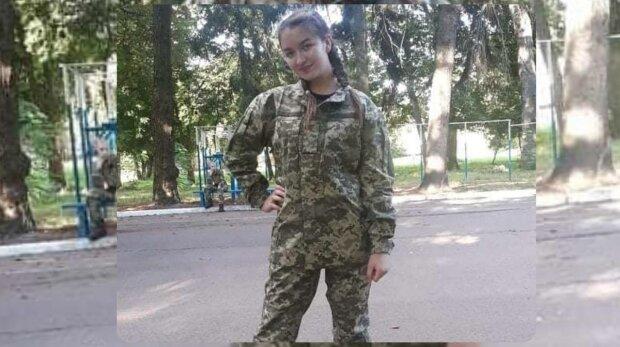 Военная Ольга, фото: Армия Информ