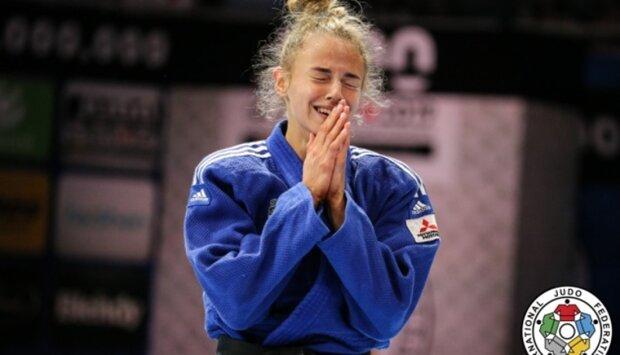 Дарья Белодед, фото European Judo Union
