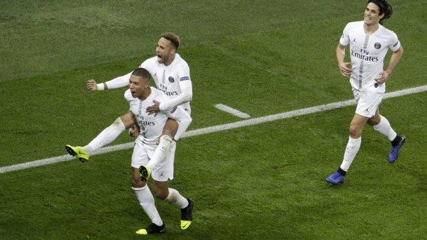 Лига чемпионов: ПСЖ отомстил Ливерпулю за поражение в Англии