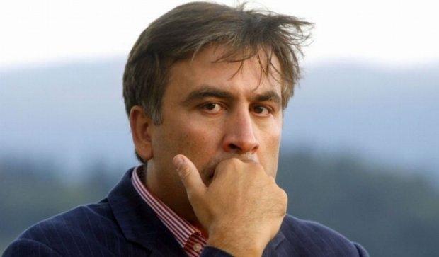 Саакашвили вытесняют из Украины