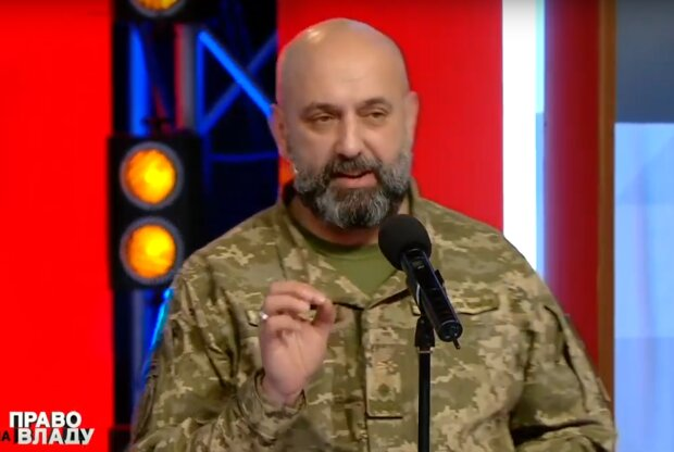 """Сергей Кривонос в эфире """"Право на власть"""""""