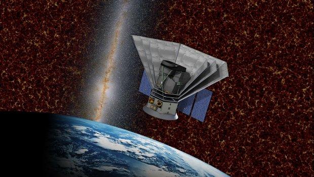 NASA анонсувало запуск нового інструменту, який вивчить галактики і зірки