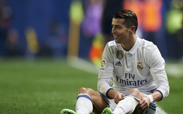 Роналду - найбагатший футболіст за останній рік