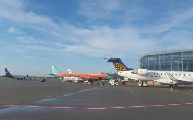 """Український турист """"помстився"""" за наших в аеропорту Кіпру"""