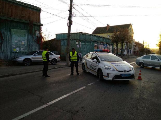 Патрульная полиция, фото: Винница Ок