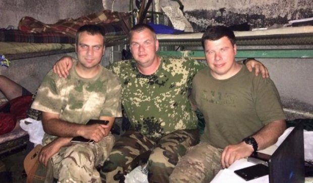 В Булатова украли автомобиль, пока тот лечился после ранения