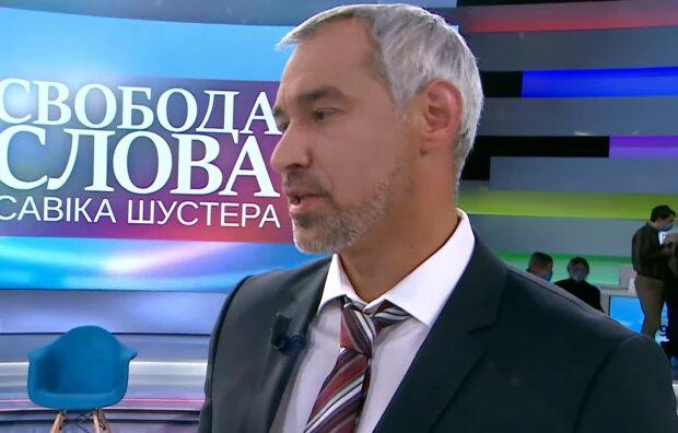 Руслан Рябошапка, скриншот из видео