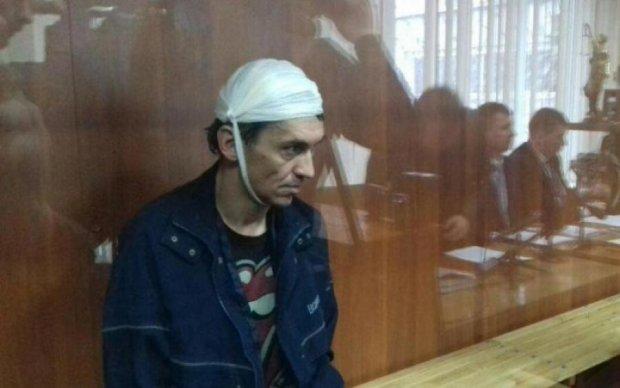 Напад на Укрпошту: злочинець загримить у спецзаклад