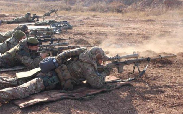 Первый снайперский турнир: спецназовцы боролись за звание самого меткого
