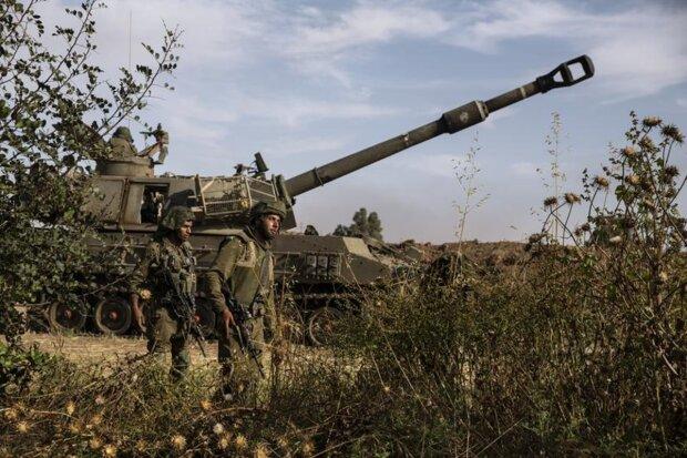 израильские солдаты, фото Heidi Levine / AP