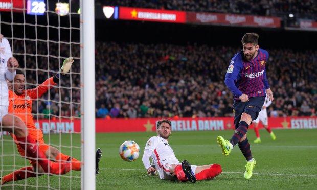 Барселона розтрощила Севілью з тенісним рахунком: відео всіх голів