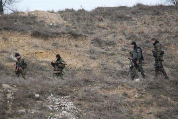Бійці АТО почали навчання з інструкторами з Грузії та Ізраїлю