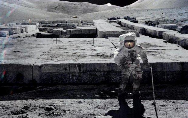 Секретна база на Місяці: вчені звинуватили NASA у світовій змові