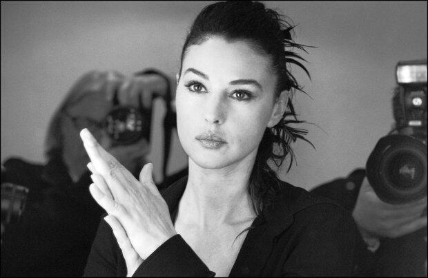 """Моніка Беллуччі без косметики жахнула зовнішнім виглядом: """"Час безжальний"""""""