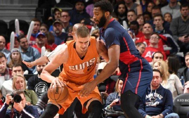 НБА: Фінікс українця Леня поступився Детройту, Клівленд здолав Лейкерс