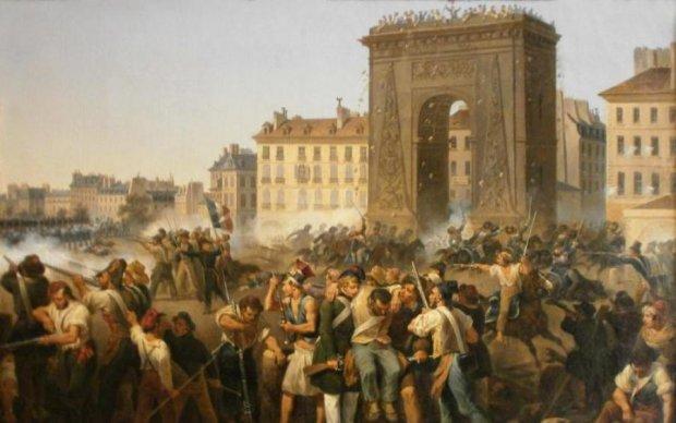 Друга французька революція: як парижани скидали тирана Карла Х