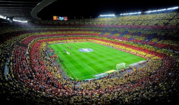 """""""Барселона"""" продасть назву домашньої арени"""