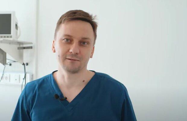 Олександр Головенко, скріншот: YouTube