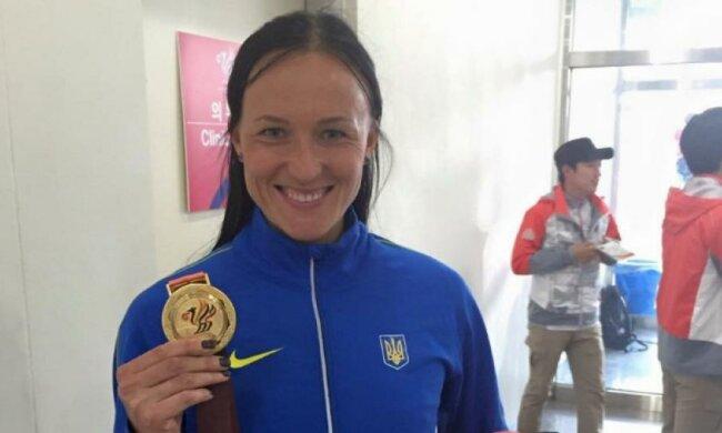 Украина получила первое золото на Играх военнослужащих
