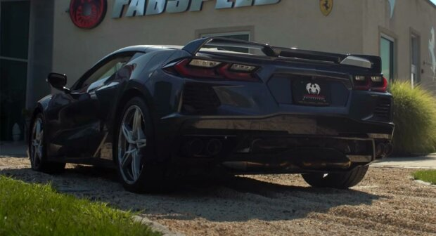 C8 Corvette Exhaust, скриншот