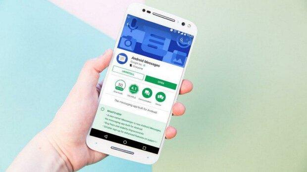Google представила RCS Chat - СМС нового поколения