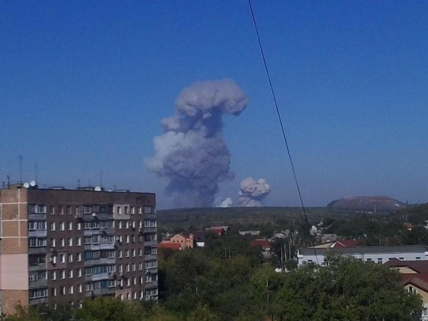 Окупований Донецьк добряче струсонуло від потужного вибуху: що сталось, люди в паніці