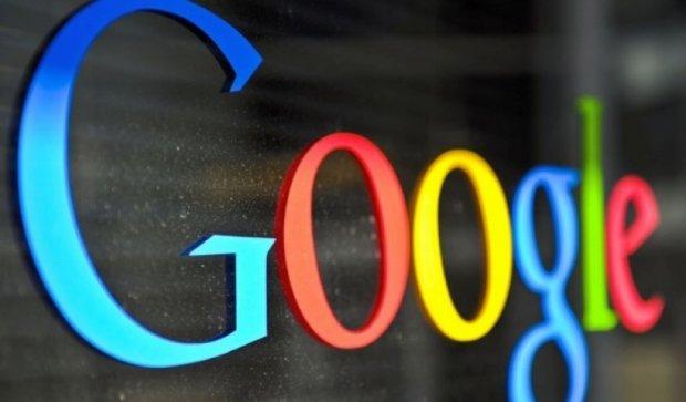 Невідомі намагалися спалити Google