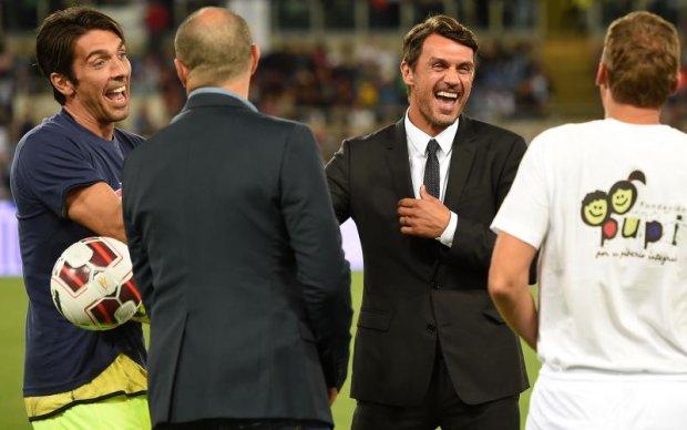 Легендарний голкіпер Ювентуса може побити рекорд великого захисника Мілана