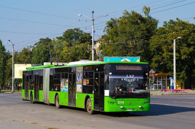 Нова тролейбусна лінія обійдеться Харкову у 100 мільйонів: деталі
