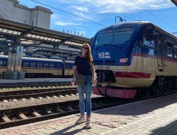Анна Минюкова / фото: Анна Минюкова в Facebook