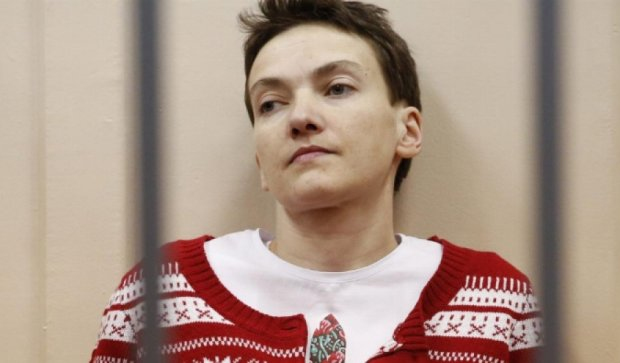 Савченко вимагає суду присяжних