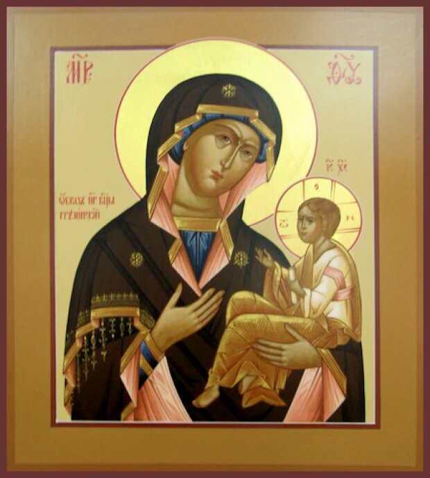 Пресвятая Богородица Грузинская, фото: свободный источник
