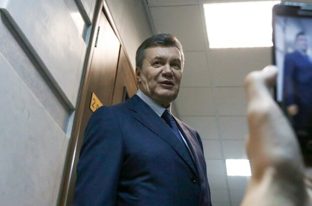 Віктор Янукович, фото: РБК