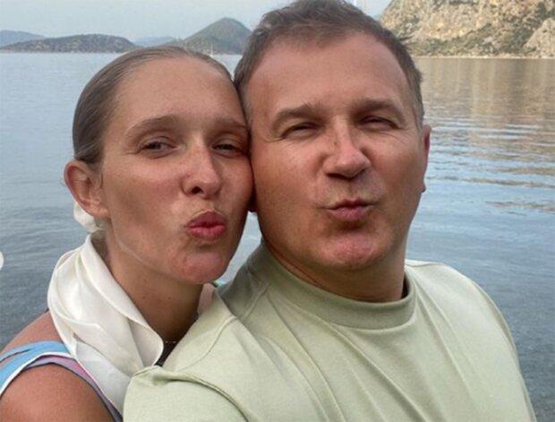 Катерина Осадча та Юрій Горбунов instagram