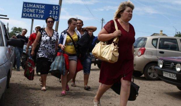 ООН насчитала 2 миллиона беженцев из Донбасса