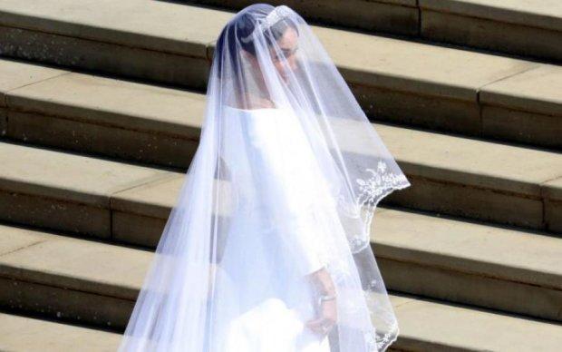 Весільна сукня Меган Маркл: історія і приховані деталі